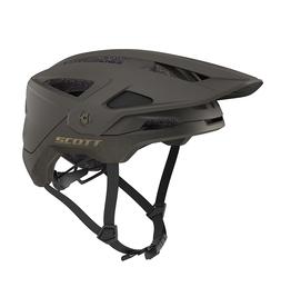 Scott SCO Helmet Stego Plus Marble Brown
