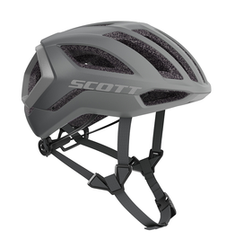 Scott Centric Plus Vogue Silver Reflective Helmet