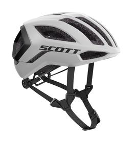 Scott Centric Plus White/Black Helmet