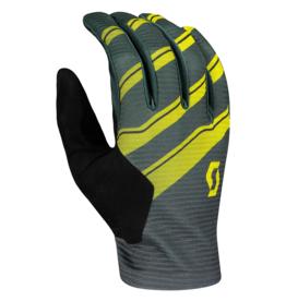 Scott Glove Ridance LF smoked green/sulphur yellow Large