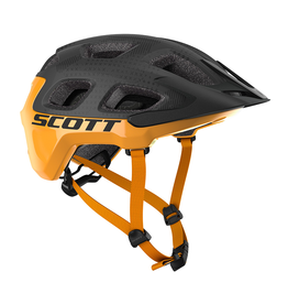 Scott Vivo Plus Helmet Dark Grey/Fire Orange