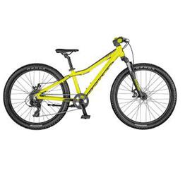 SCOTT BICYCLES 2021 Scott Scale 24 disc yellow (KH)