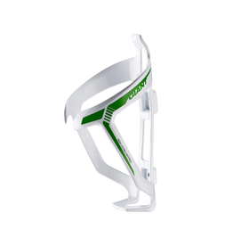 Giant Giant ProWay Water Bottle Cage White/Green