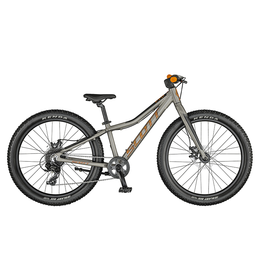 SCOTT BICYCLES 2021 Scott Roxter 24 raw alloy (KH)