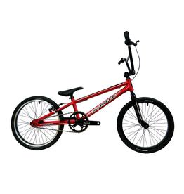 "Staats Staats Superstock Expert BMX Race Bike - 19.5"" TT, Red"