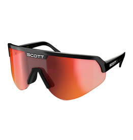 Scott Sunglasses Sport Shield black / red chrome