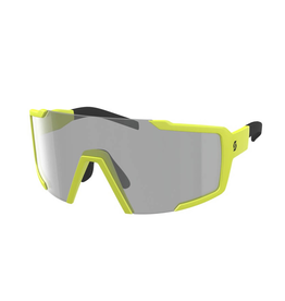 Scott Sunglasses Shield LS yellow matt/grey LS