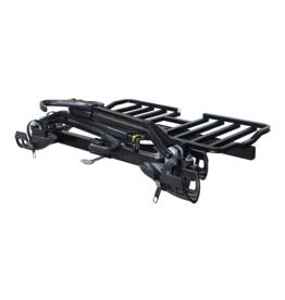 "Saris Saris SuperClamp Cargo Bike Rack - 2-Bike, 2"" Receiver, Black"