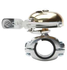 PDW Portland Design Works King Of Ding II Bell: Brass