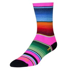SockGuy SockGuy Crew Siesta Socks - 6 inch