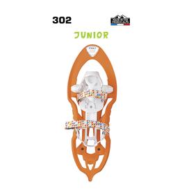 TSL TSL 302 Freeze Spicy Orange Kids Snowshoes