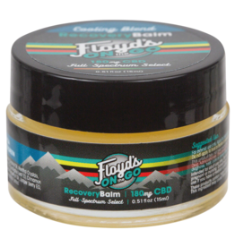 Floyd's of Leadville Floyd's of Leadville CBD Cooling Balm: Full Spectrum, 180mg, 15ml Container