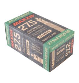 Maxxis TUBES MAX 27.5x2.5-3.0 PV RVC .8mm PLUS TUBE