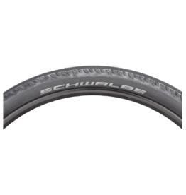 Schwalbe Schwalbe Hurricane Tire - 700 x 40, Clincher, Wire, Black, Performance Line