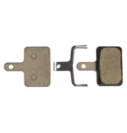 Shimano Shimano M05 Resin Disc Brake Pads and Spring for Deore BR-M515, BR- M515LA and Nexave BR-C601 Calipers