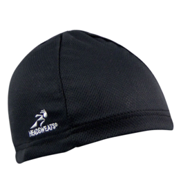 Headsweats Headsweats Eventure Skullcap Hat: One Size Black