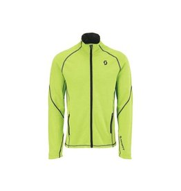 Scott Jacket Scott FZ Cardigan green flash Size XL