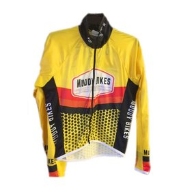 Borah Teamware Muddy Bikes OTW Superlight Jacket High VIS