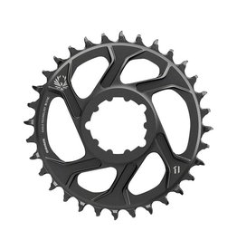 SRAM SRAM X-Sync 2 Eagle Chainring 36T Direct Mount 3mm Offset Boost Black