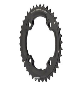 SRAM SRAM/Truvativ X0 and X9 38T 104mm BCD 10 Speed GXP Chainring with Long Over-shift Pin, Use with 24T