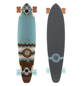 Sector 9 Sector 9 Highline 17 Complete Blue/Brown