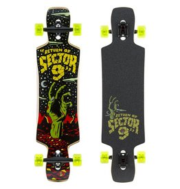 Sector 9 Sector 9 Ian Jepson Static 17 Complete