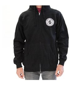 Scott Sports zip up Black XXL
