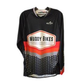 Borah Teamware Muddy Bikes Team LS Freeride Jersey
