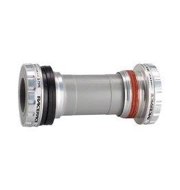 Race Face Team XC X-Type External Bottom Bracket: BSA 68/73mm BB Shell x 24mm Spindle