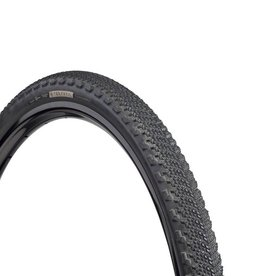 Teravail Cannonball Tire, 700 x 42, Light and Supple, Black