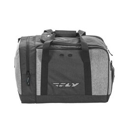 FLY RACING FLY CARRY-ON DUFFLE BLACK/GREY