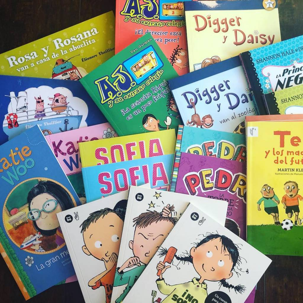 Grades 1/2 Chapter Book Collection