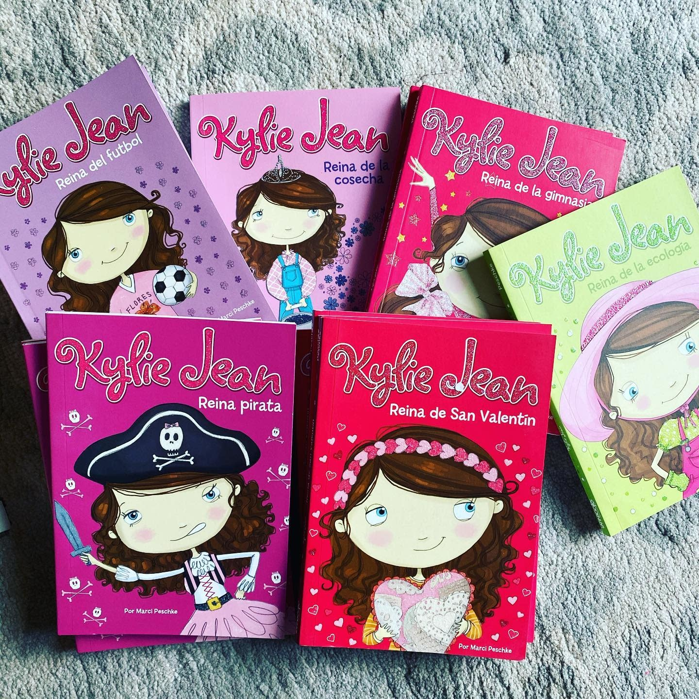 Dreams Art Mexico Kylie Jean CP collection (8 books)