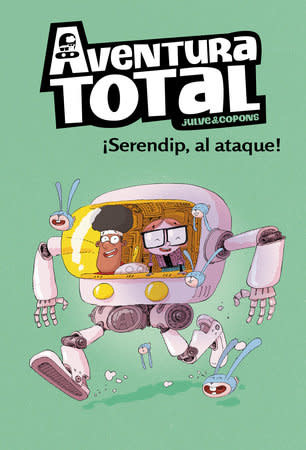 Aventura Total: Serendip al ataque!