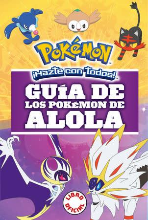 Pokemon: Guia de alola