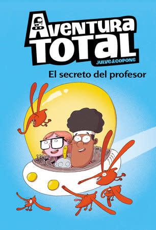 Aventura total: El secreto del profesor