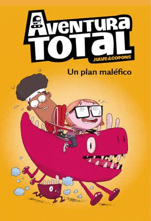 Aventura Total: Un plan malefico