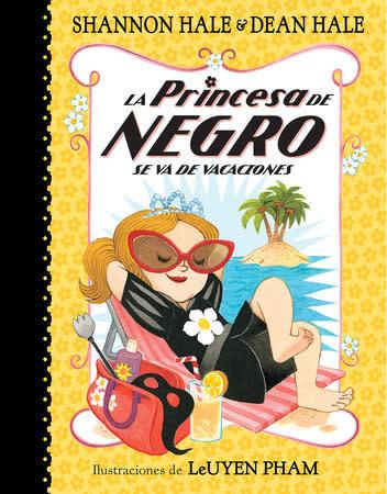 La princesa de negro se va de vacacciones