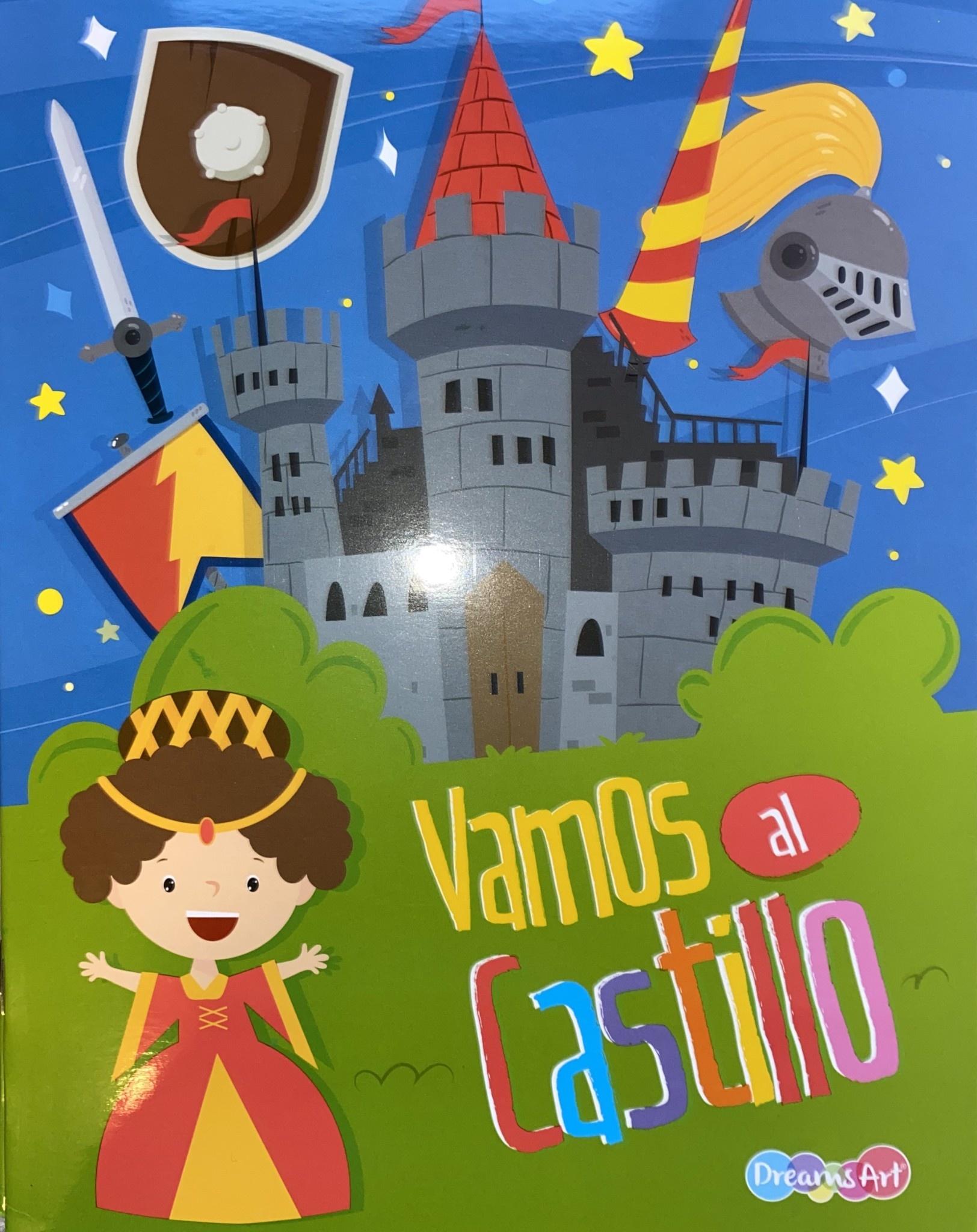Vamos al castillo (libro de actividades)