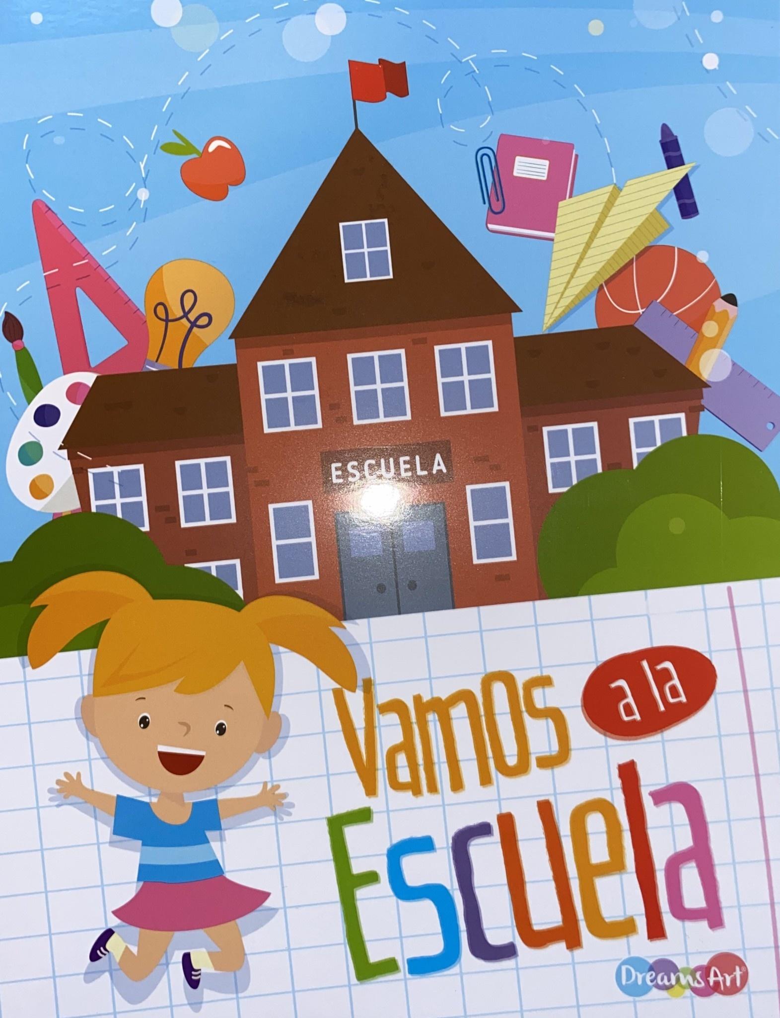 Vamos a la escuela (libro de actividades)