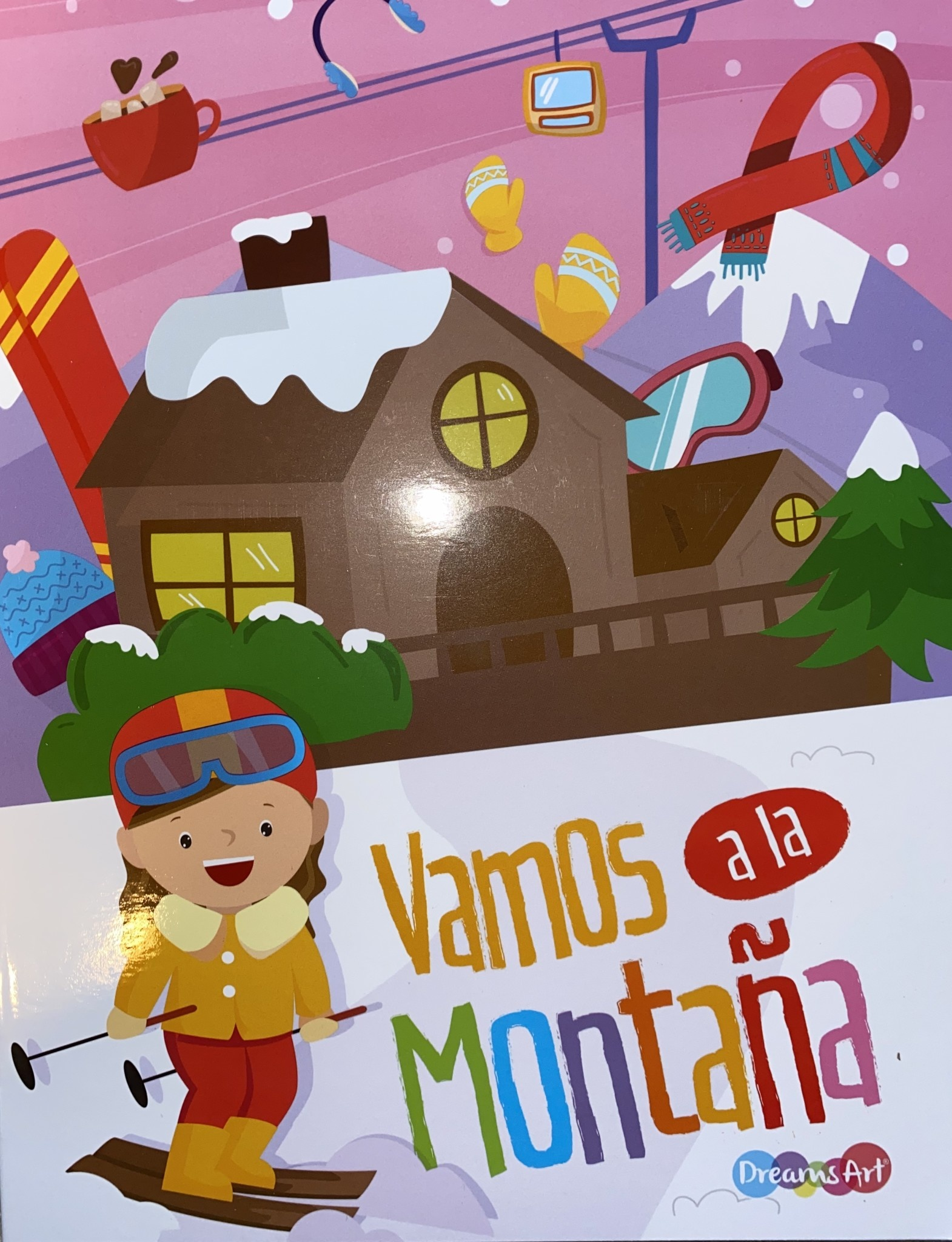 Vamos a la montana (libro de actividades)