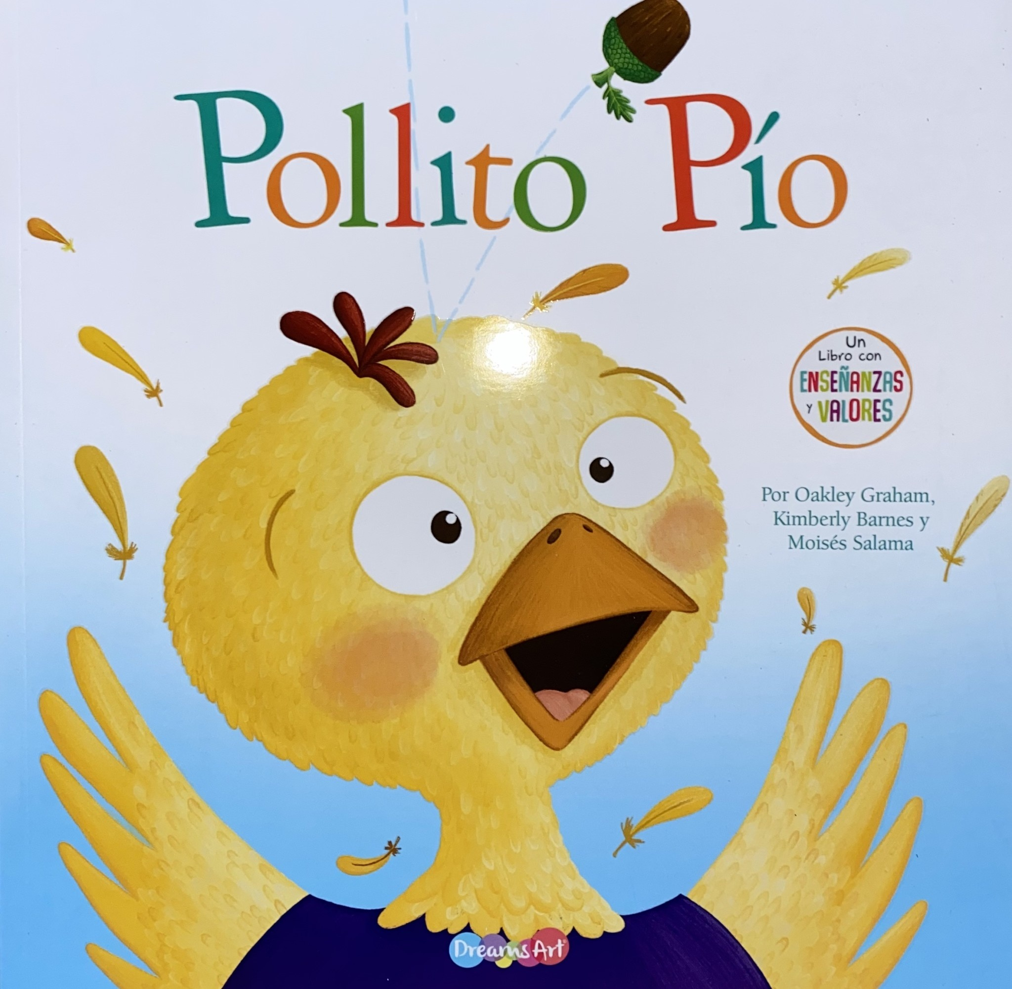 Pollito Pio