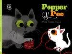 lata de sal Pepper y Poe