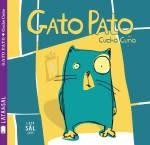 lata de sal Gato Pato