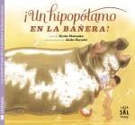 lata de sal Un hipopótamo en la bañera