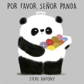 nubeOCHO Por favor, Senor Panda