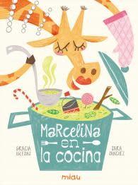 Jaguar Marcelina en la cocina