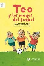 Castillo México Teo y los magos del fútbol