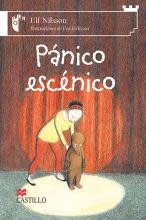 Castillo México Pánico escénico