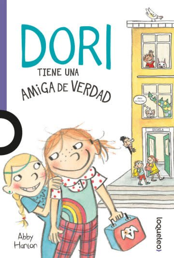 Alfaguara Infantil Dori tiene una amiga de verdad